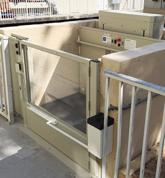 shaftway outside